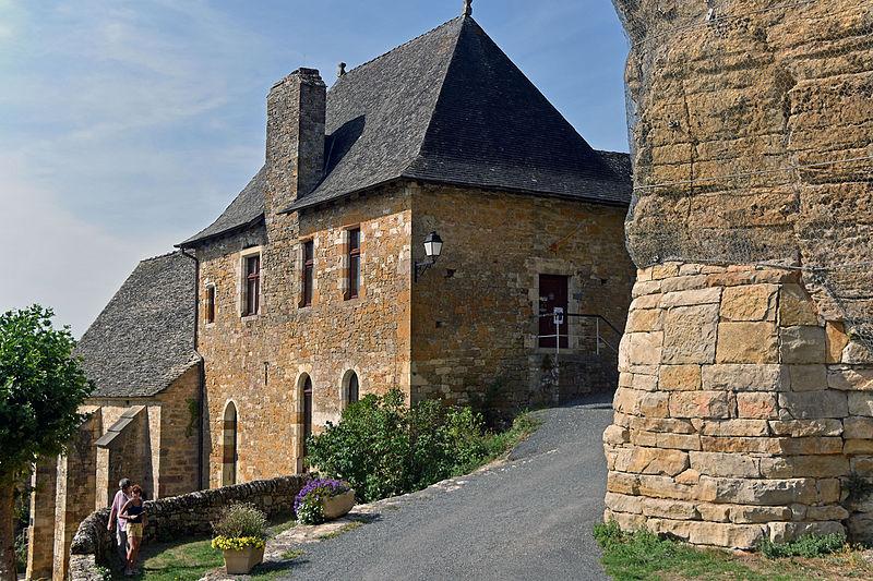 Photo du Monument Historique Ancienne chapelle des Capucins situé à Turenne