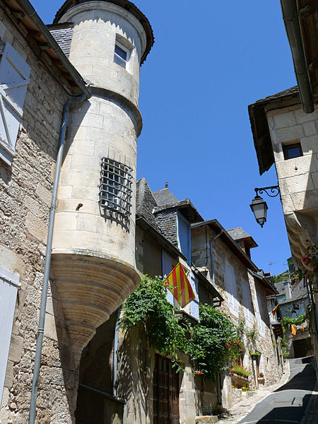Photo du Monument Historique Maison Duché situé à Turenne