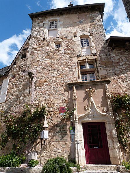 Photo du Monument Historique Maison Ceyroux situé à Turenne