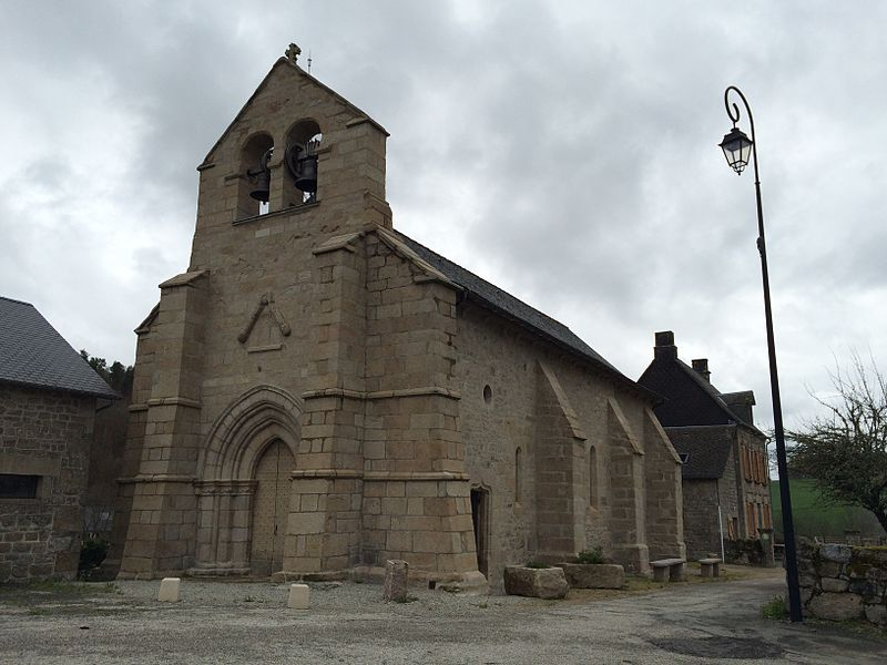 Photo du Monument Historique Eglise Saint-Martin situé à Viam