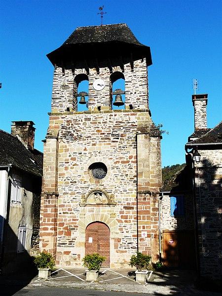 Photo du Monument Historique Chapelle du Saillant situé à Voutezac