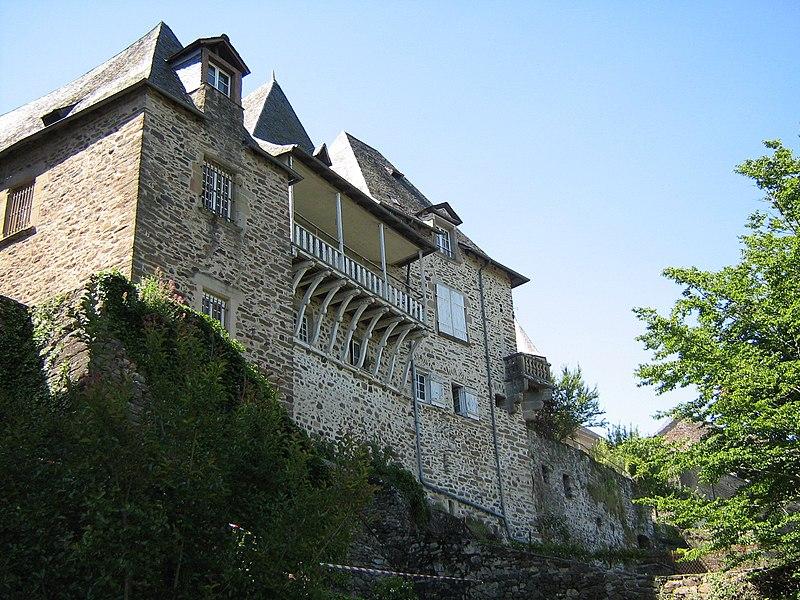 Photo du Monument Historique Maison Boyer-Chammard situé à Uzerche