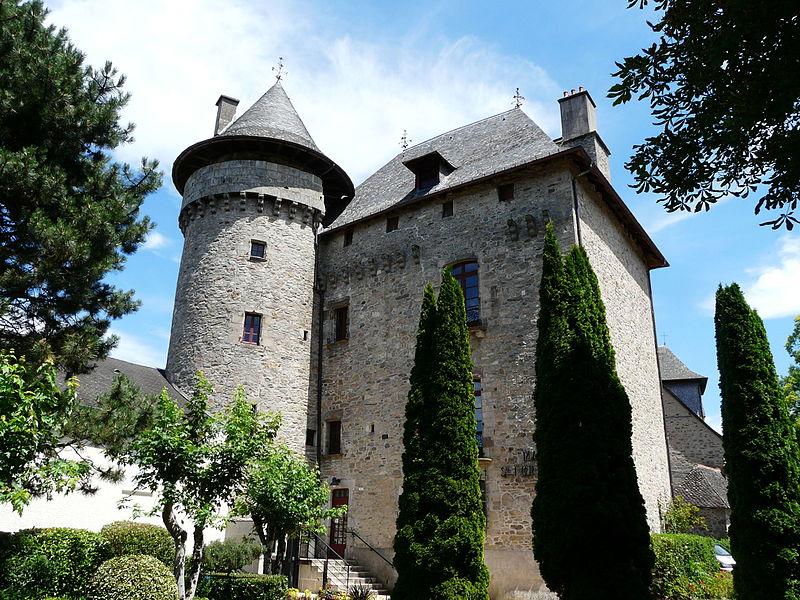 Photo du Monument Historique Château de Sainte-Fortunade situé à Sainte-Fortunade