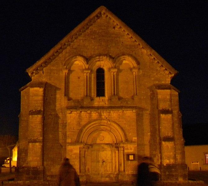 Photo du Monument Historique Eglise Notre-Dame de l'Assomption situé à Agencourt
