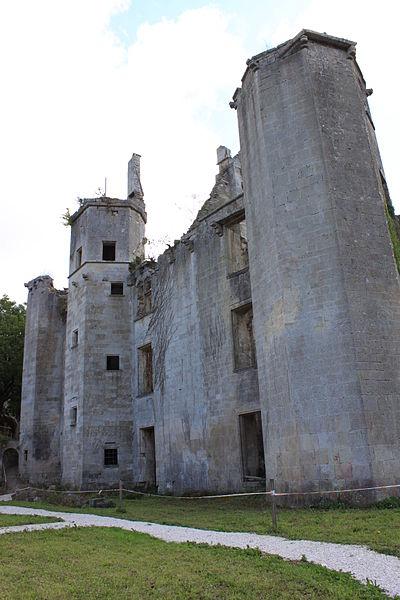 Photo du Monument Historique Château de Rochefort (vestiges) situé à Asnières-en-Montagne