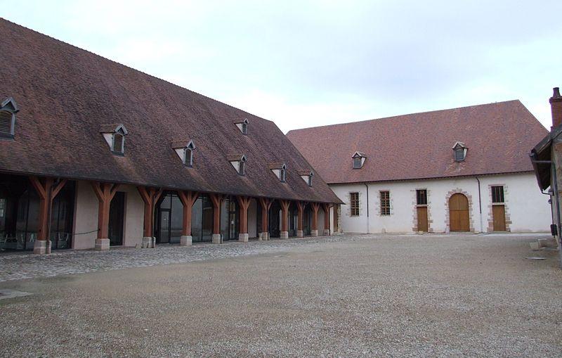 Photo du Monument Historique Arsenal situé à Auxonne