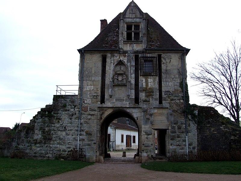 Photo du Monument Historique Porte Comté situé à Auxonne