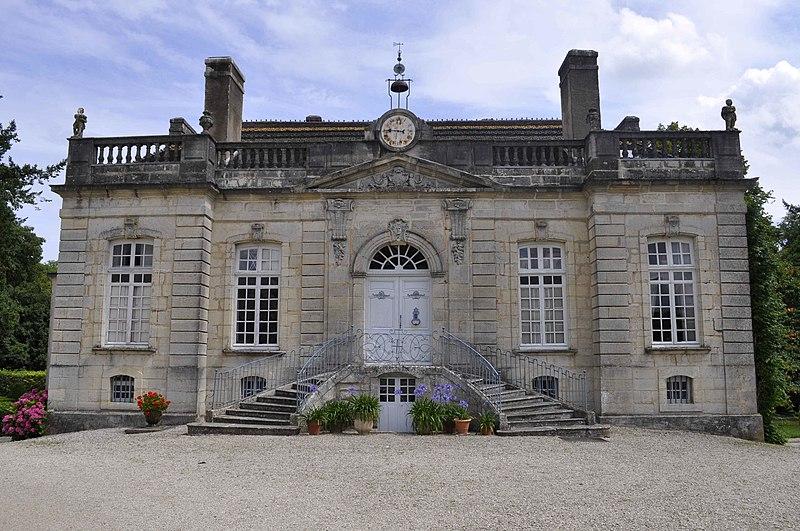 Photo du Monument Historique Château situé à Beaumont-sur-Vingeanne