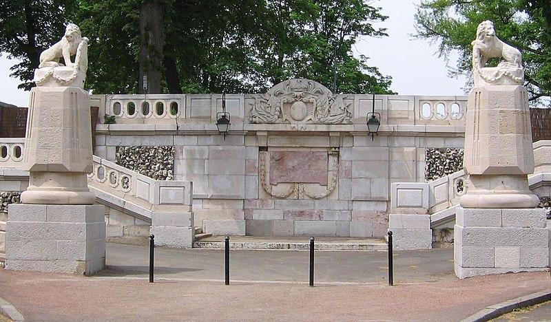 Photo du Monument Historique Bastion Saint-Martin situé à Beaune