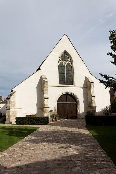 Photo du Monument Historique Ancienne chapelle des Jacobins situé à Beaune