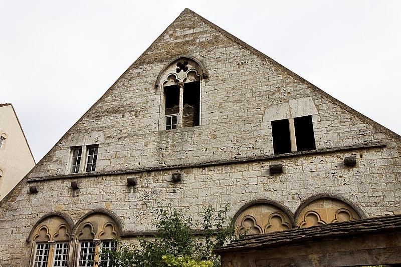 Photo du Monument Historique Chapitre situé à Beaune