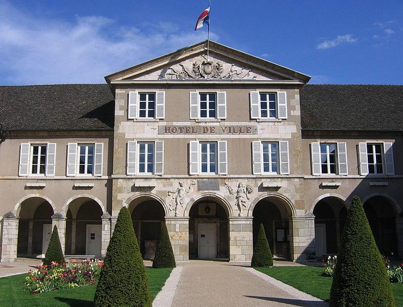 Photo du Monument Historique Couvent des Ursulines situé à Beaune
