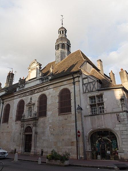Photo du Monument Historique Hospice de la Charité situé à Beaune