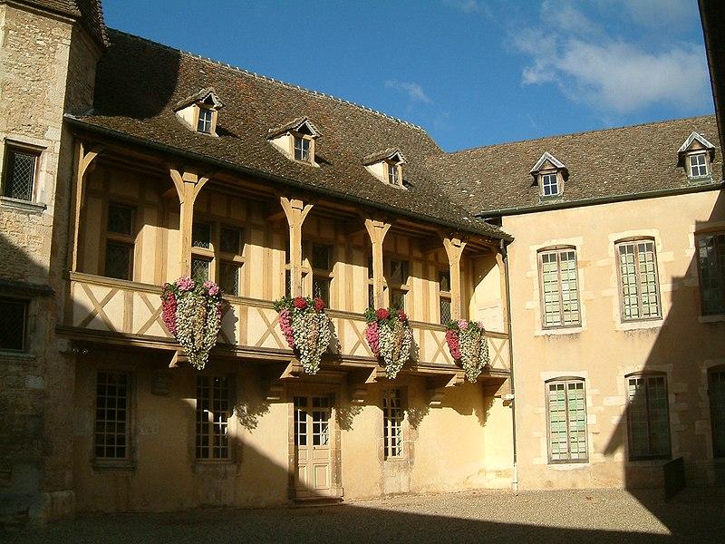 Photo du Monument Historique Hôtel des Ducs de Bourgogne situé à Beaune