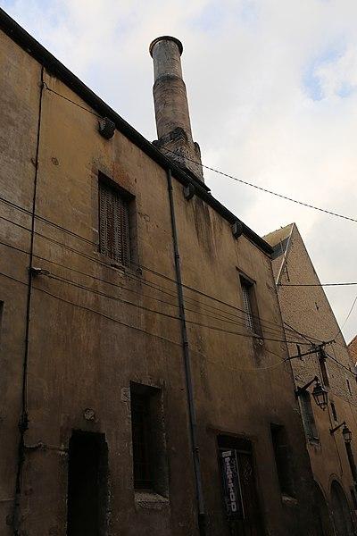 Photo du Monument Historique Immeuble dépendant de l'ancien monastère des Chartreux situé à Beaune