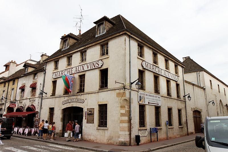 Photo du Monument Historique Maladrerie de Saint-Gilles de Mauves situé à Beaune