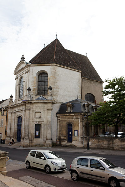 Photo du Monument Historique Chapelle de l'Oratoire situé à Beaune