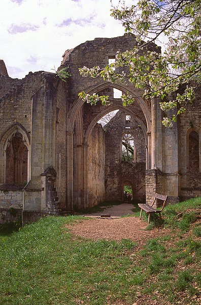 Photo du Monument Historique Abbaye Sainte-Marguerite situé à Bouilland