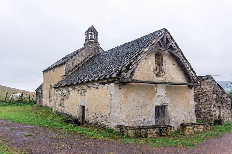 Photo du Monument Historique Chapelle Saint-Claude situé à Brain