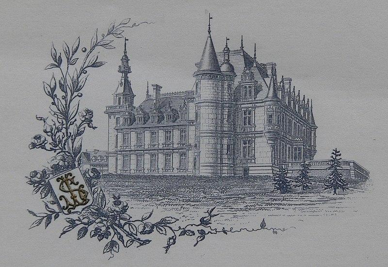 Photo du Monument Historique Château Stéphen-Liégeard situé à Brochon