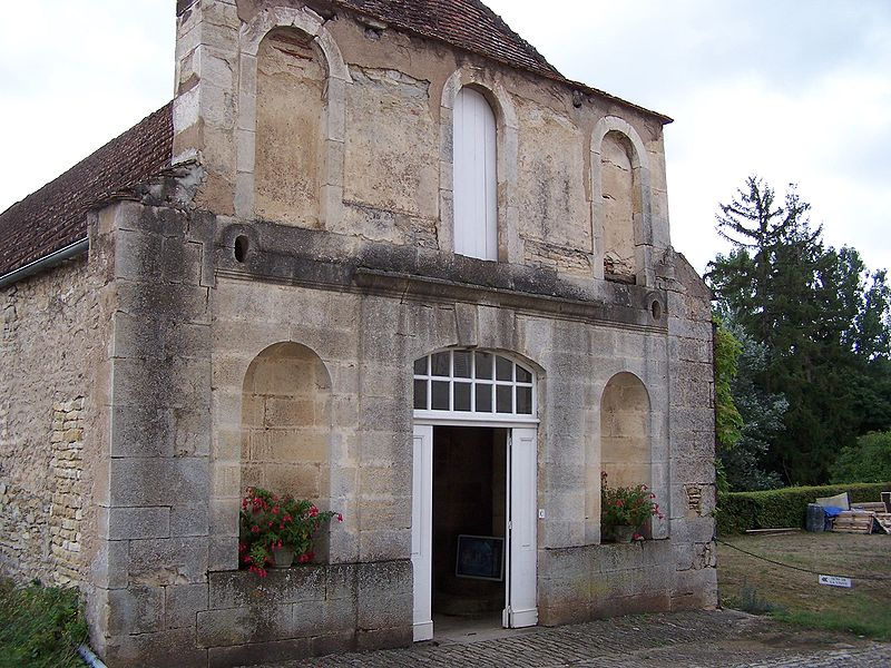 Photo du Monument Historique Domaine des anciennes forges situé à Buffon