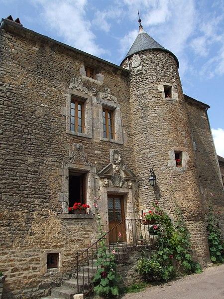 Photo du Monument Historique Maison dite du Mouton situé à Châteauneuf