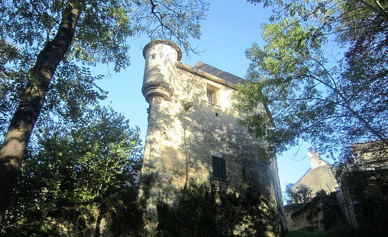 Photo du Monument Historique Bastion dit du Petit-Haut situé à Châtillon-sur-Seine