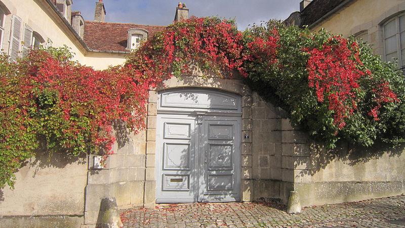 Photo du Monument Historique Hôtel du Congrès situé à Châtillon-sur-Seine