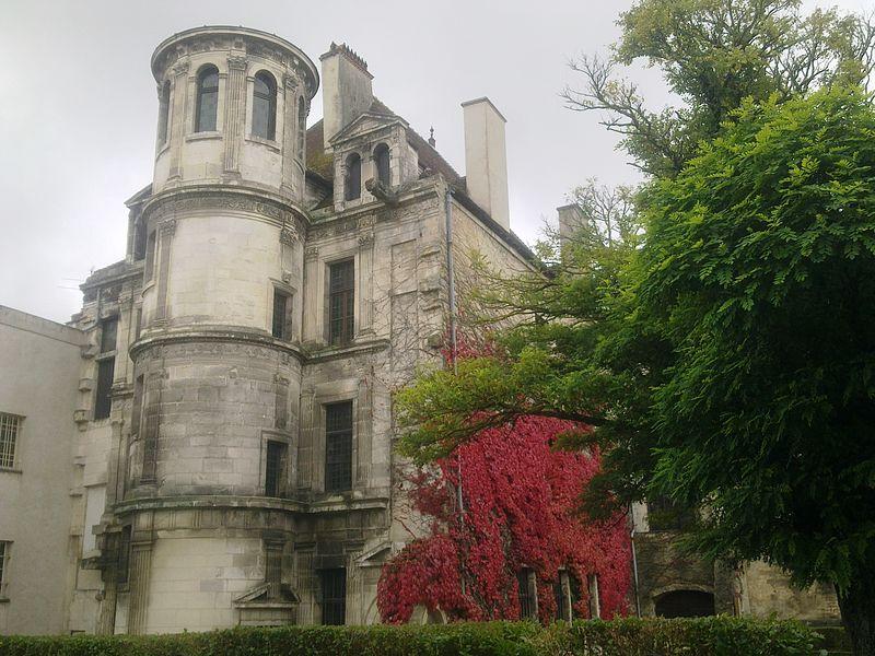 Photo du Monument Historique Maison dite Philandrier situé à Châtillon-sur-Seine