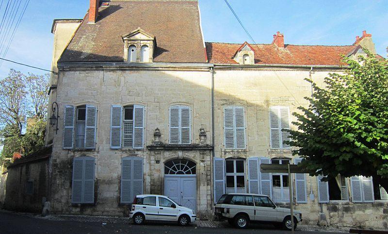 Photo du Monument Historique Maison situé à Châtillon-sur-Seine