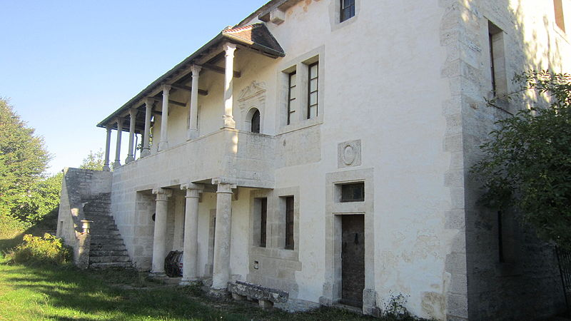 Photo du Monument Historique Maison des Templiers situé à Coulmier-le-Sec