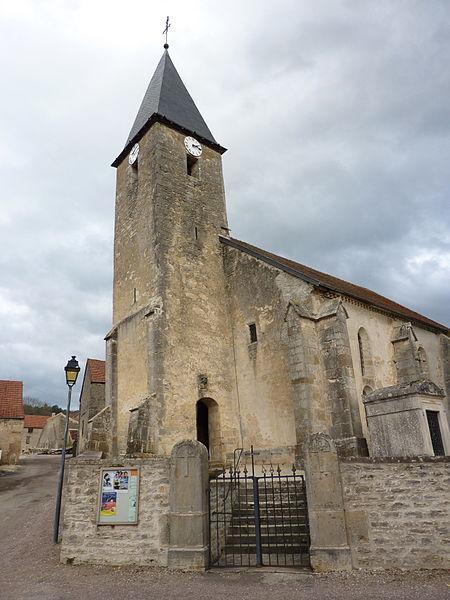 Photo du Monument Historique Eglise situé à Darcey