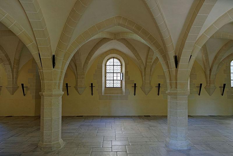 Photo du Monument Historique Abbaye de Clairvaux situé à Dijon