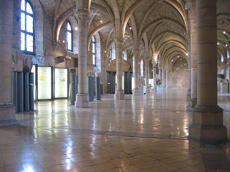 Photo du Monument Historique Ancienne abbaye Saint-Bénigne situé à Dijon