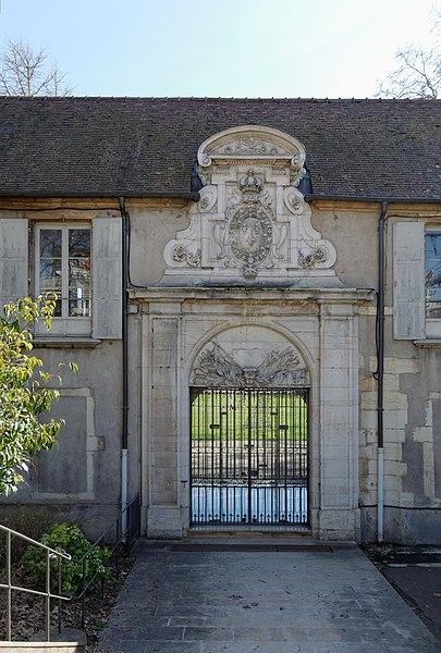 Photo du Monument Historique Bâtiment de l'Arquebuse situé à Dijon