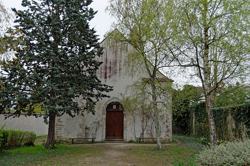 Photo du Monument Historique Chapelle de la Maladière situé à Dijon