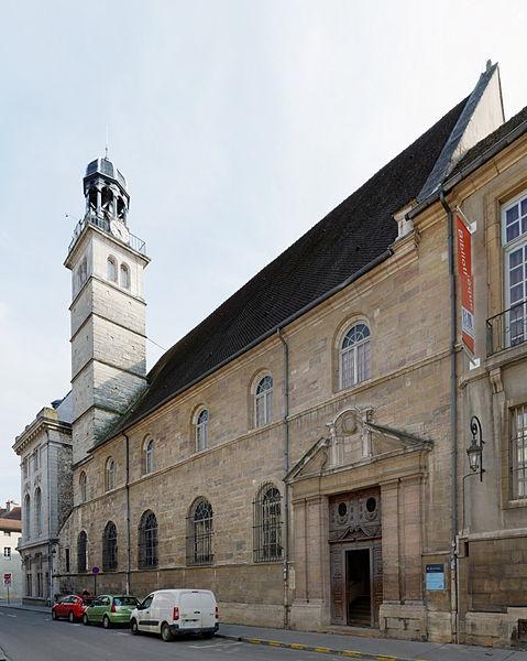 Photo du Monument Historique Collège des jésuites des Godrans situé à Dijon