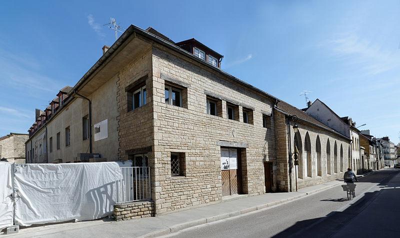 Photo du Monument Historique Couvent des Cordeliers situé à Dijon