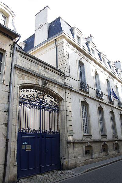 Photo du Monument Historique Couvent de la Visitation situé à Dijon