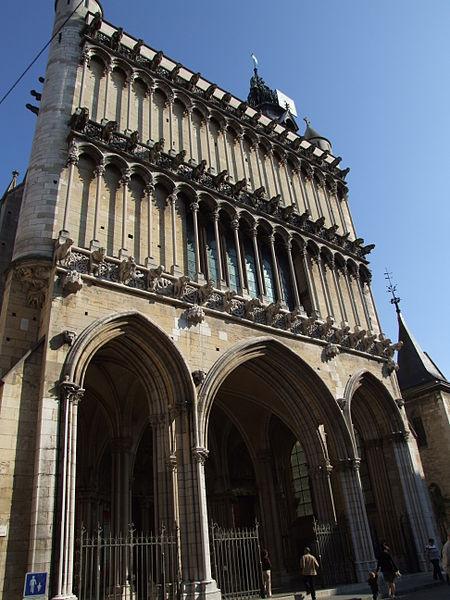 Photo du Monument Historique Eglise Notre-Dame situé à Dijon