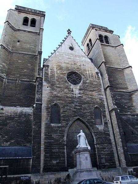 Photo du Monument Historique Eglise Saint-Jean situé à Dijon