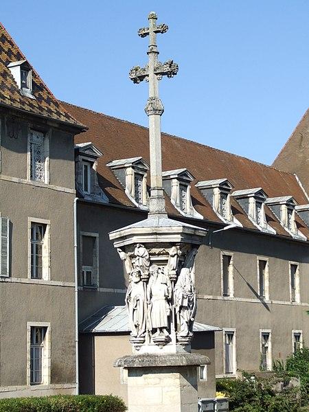 Photo du Monument Historique Hôpital général, ancien hospice du Saint-Esprit situé à Dijon
