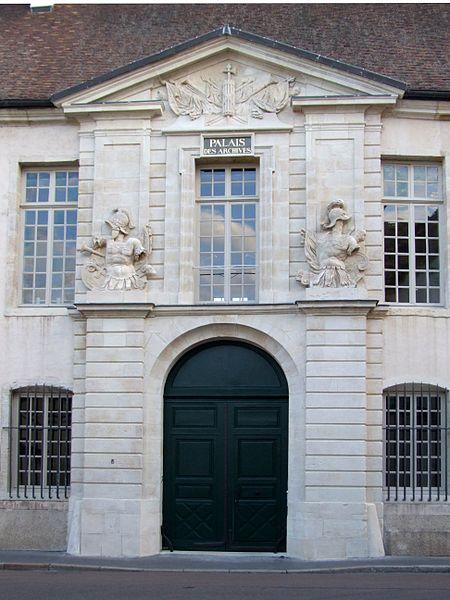 Photo du Monument Historique Hôtel Nicolas Rolin situé à Dijon