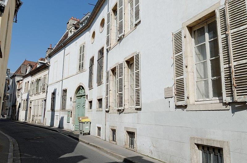 Photo du Monument Historique Hôtel Maleteste situé à Dijon
