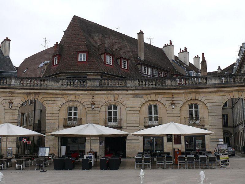 Photo du Monument Historique Immeuble dénommé ancien hôtel de Langres situé à Dijon