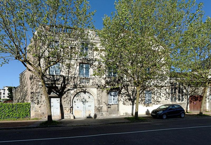 Photo du Monument Historique Maison Creuzot situé à Dijon