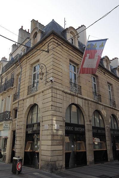 Photo du Monument Historique Maison Dubret situé à Dijon