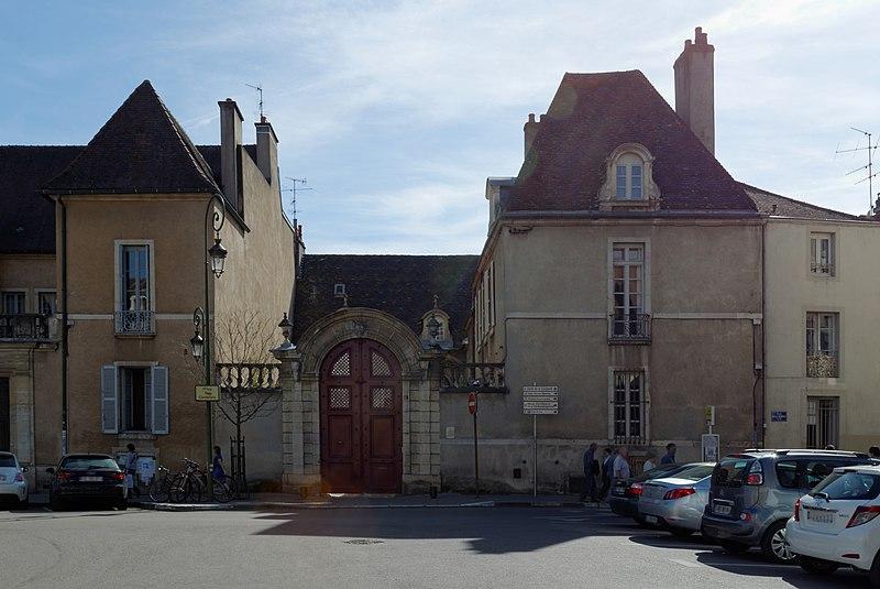 Photo du Monument Historique Hôtel Rigoley de Chevigny situé à Dijon