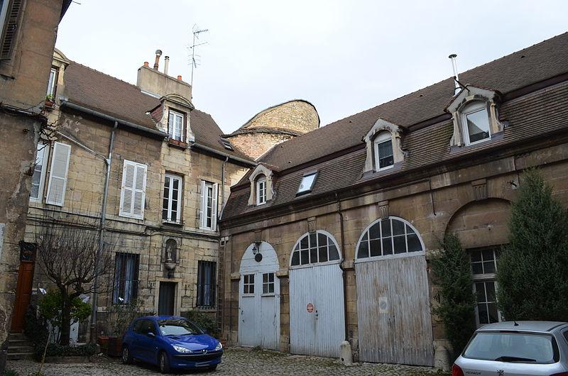 Photo du Monument Historique Tour dite du Petit Saint-Benigne situé à Dijon