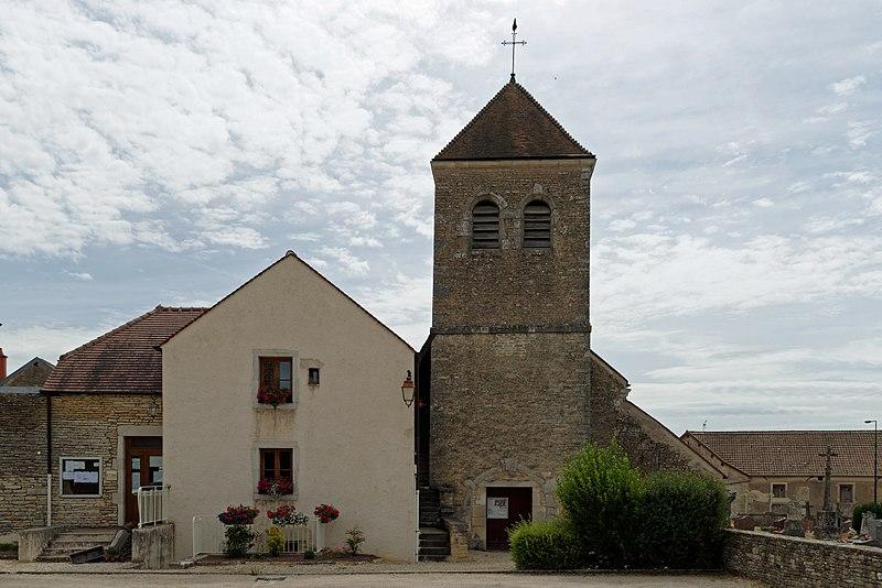 Photo du Monument Historique Eglise situé à Epagny